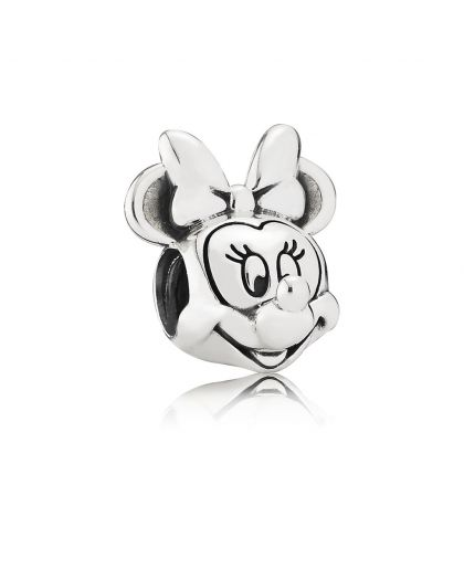 DISNEY MINNIE SILVER CHARM