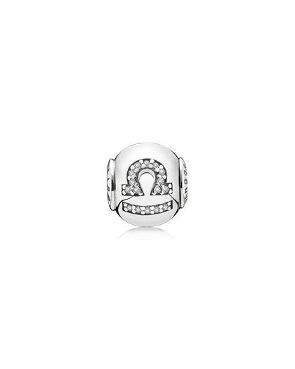 LIBRA ESSENCE COLLECTION CHARM IN SILVER