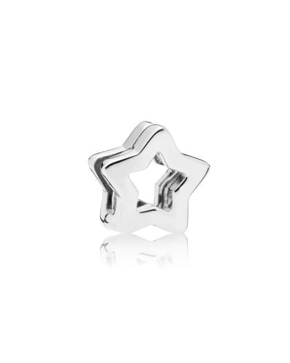 REFLEXIONS CHARM CLIPS SLEEK STAR