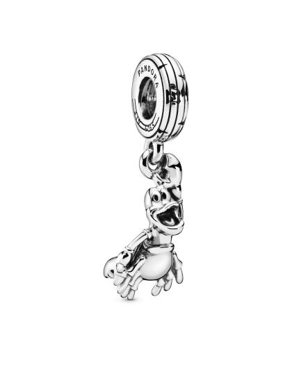 DISNEY SEBASTIAN STERLING SILVER DANGLE
